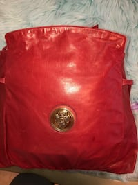 GUCCI  red  leather handbag special edition  Jacksonville, 32246
