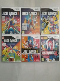 PACK Just Dance wii San Luis de Sabinillas, 29692