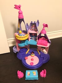Fisher Price Interactive Princess Castle.