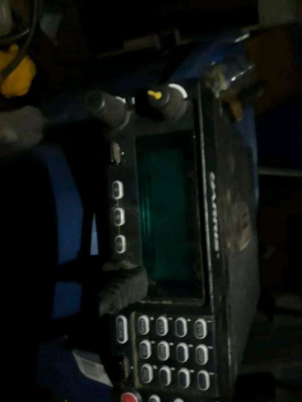 Mobile 2way radio