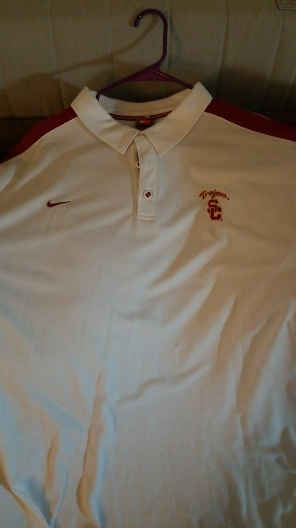 7629a62c Used USC Nike polo shirt 3xl for sale in Penn Valley - letgo