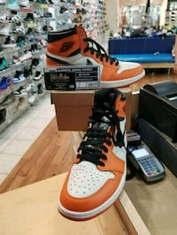 Reverse Shattered Backboards 2.0 Size 11 Wheaton-Glenmont, 20902