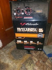 black and red Power Stroke generator St. Louis, 63118