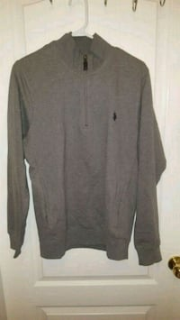 gray Ralph Lauren polo size small sweater  Surrey, V3R 1T8
