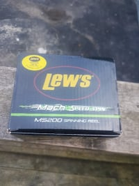 Lews Speed Spin BRAND NEW null