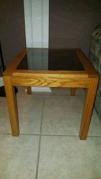 End table , glass top Boulder City