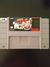 Kirby's Dream Course for Super Nintendo SNES  Vaughan, L4L
