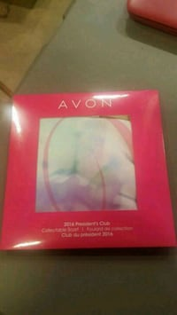 Avon Collectible Scarf.  New