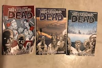 The walking dead graphic novels Sherwood Park, T8A 2G8
