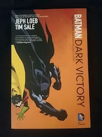 Batman Dark Victory TPB Comic  Mississauga