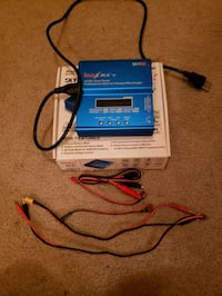IMAX B6AC Rc battery charger Centreville, 20121