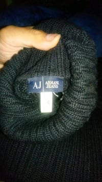 Armani exchange turtleneck sweater knitted.  Calgary, T2V 4E4