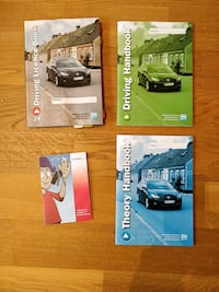 Driving license books - English Lunden, 416 57
