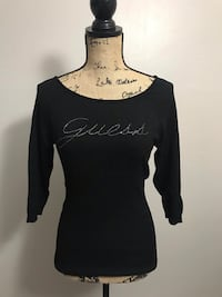 Guess Ribbed Top (M/L) Houston, 77024