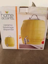 Ceramic Beverage Dispenser - great for parties Mississauga, L4Y 3A1