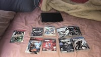 Ps3 and 9 games Marietta, 30062