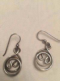 Sterling Silver Earrings Lorton, 22079