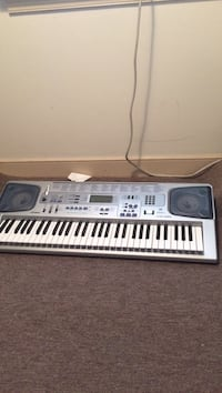 gray and white electronic keyboard Mechanicsville, 23111