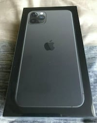 iPhone 11 Pro Max 64GB - Space Grey