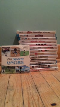 assorted Xbox 360 game cases Kitchener, N2B 2H2