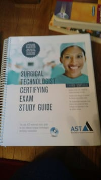 surgical technologist certifying exam study guide  Westminster, 21158