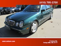 2001 Mercedes-Benz E-Class for sale Owings Mills