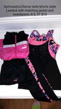 Gymnastics Outfit 4/5 South Bend, 46615