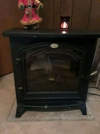 Dimpled electric fireplace  Nashville, 37211