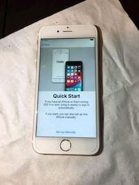 Rose Gold iPhone 6s with 32 gb  Montréal, H1G 2M8