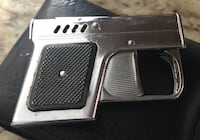 Cigarette gun lighter vintage working , offers only between $70 and $100 will be considered these are not easy to find
