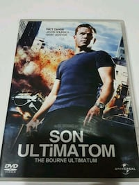 Bourne Ultimatum - Matt Damon - DVD Acıbadem Mahallesi, 34718