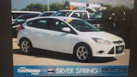 Ford - Focus - 2013 Silver Spring