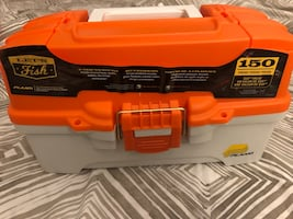 Fishing tool box