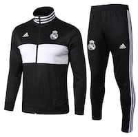 Real Madrid X Adidas Tracksuit  London, E2