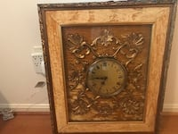 Vintage framed clock Germantown, 20874
