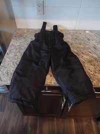 Athletic Works Boys Size 3 Snow Pants  Morinville