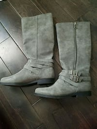 Women's Gray Boots Size 9 Baltimore, 21231