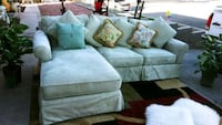Beautiful COUCH CLEAN LIKE NEW COUCH WILL PILLOWS  Las Vegas, 89121