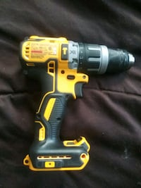yellow and black DeWalt cordless power drill Chicago, 60607
