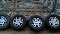 Chevy Tahoe / Chevy Truck Z71 Wheels Baltimore, 21214