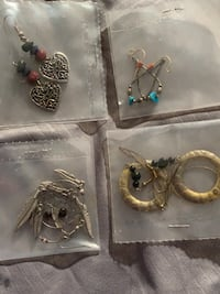 Ear rings  Wadsworth, 44281