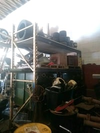 Lot of Tires, Go cart parts, antiques, bus tables 1900s machine shop  Pawtucket, 02860