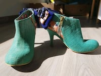 Irregular choice sko