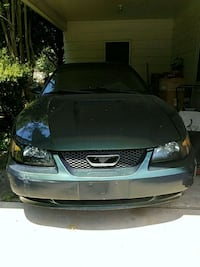 Ford - Mustang - 2001 Springfield