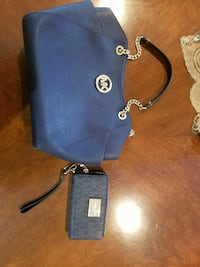 Michael Kors Navy Purse Edmonton, T5J