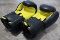 ** BOXING GLOVES **
