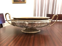 Ancient Style Sparkling Golden metallic Bowls (50 for each or 45each if you take all 3)