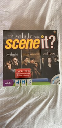 Scene it Twilight Game