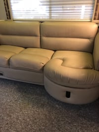 Leather Couch BURNABY