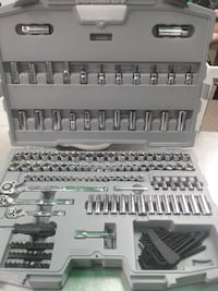 Mastercraft 166 Piece Socket Set - 81612 Calgary